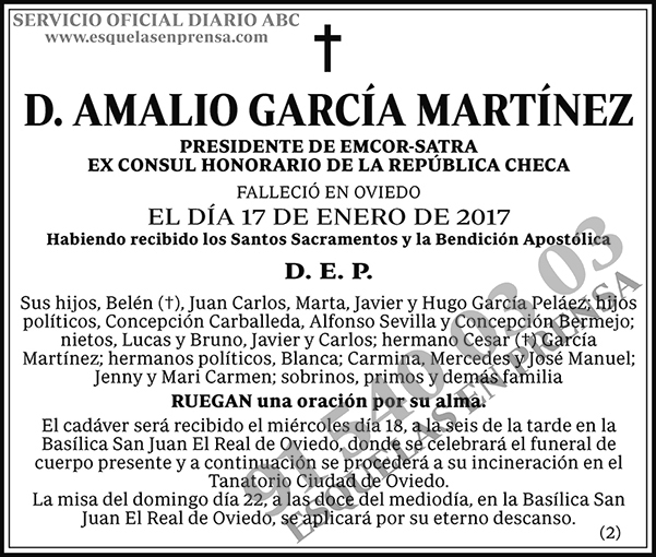Amalio García Martínez
